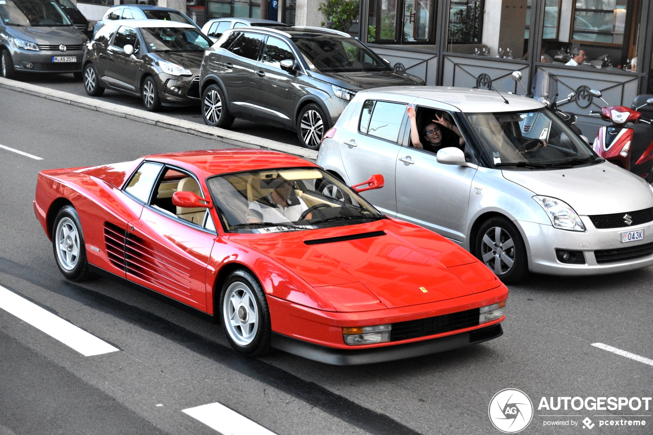2020 ferrari testarossa Photos