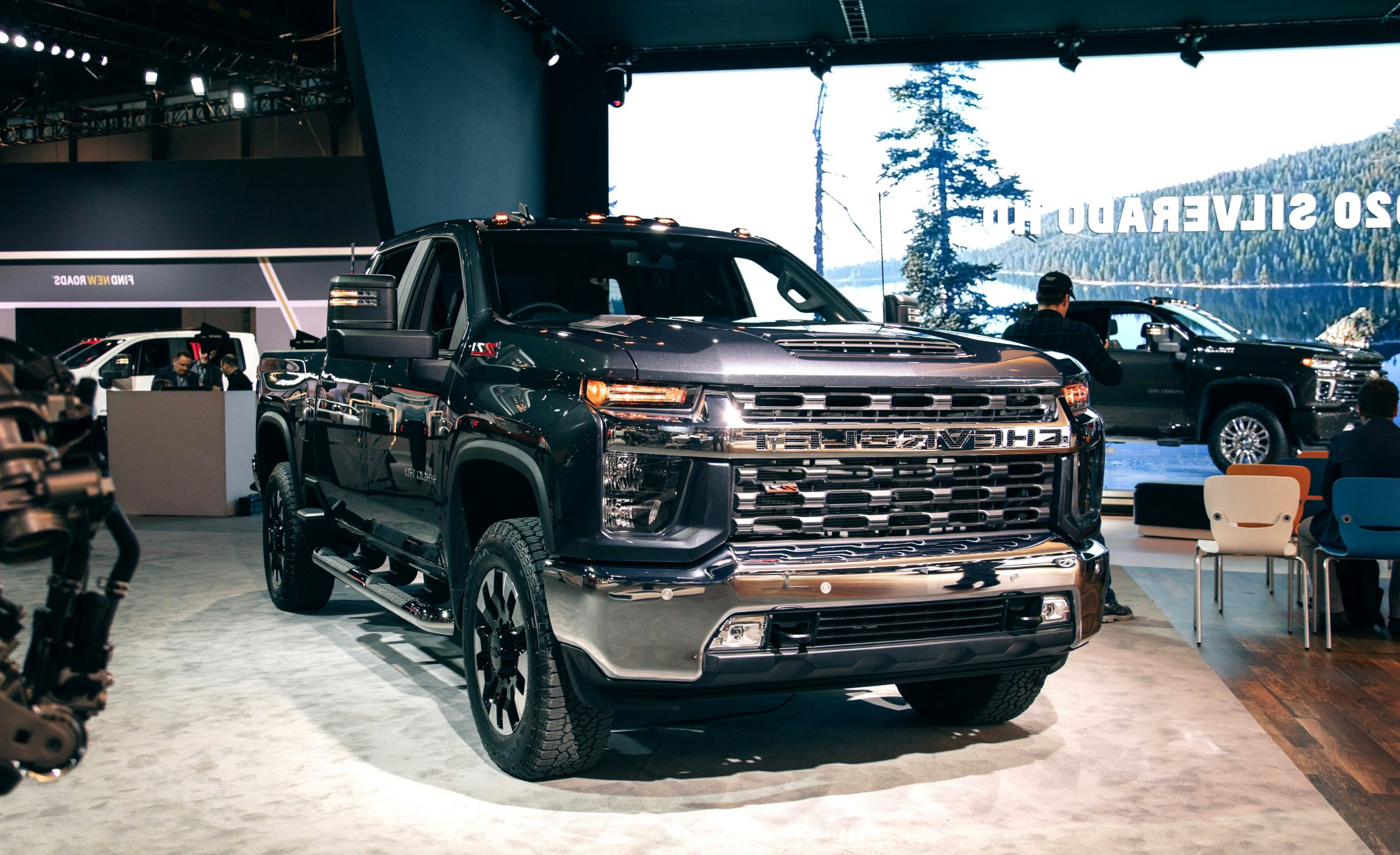 chevrolet dually 2020 Style