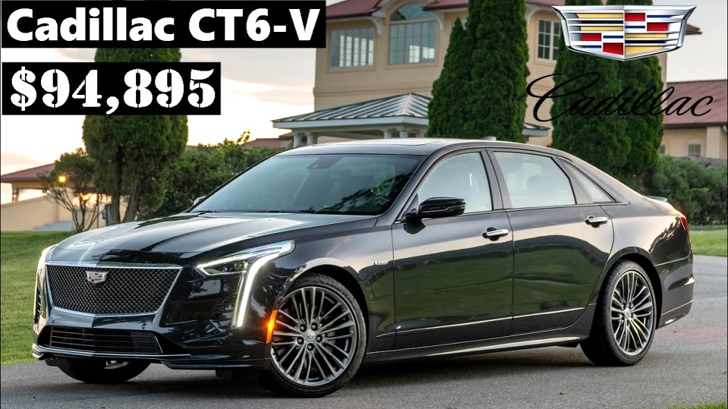2020 cadillac ct6 youtube Picture