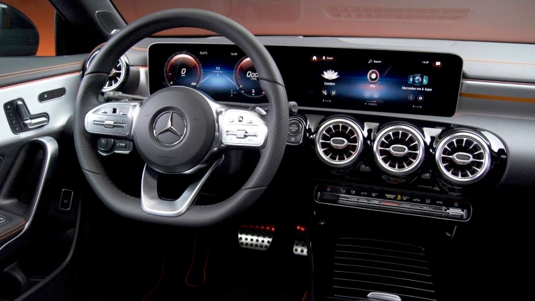 2020 mercedes inside Redesign and Review