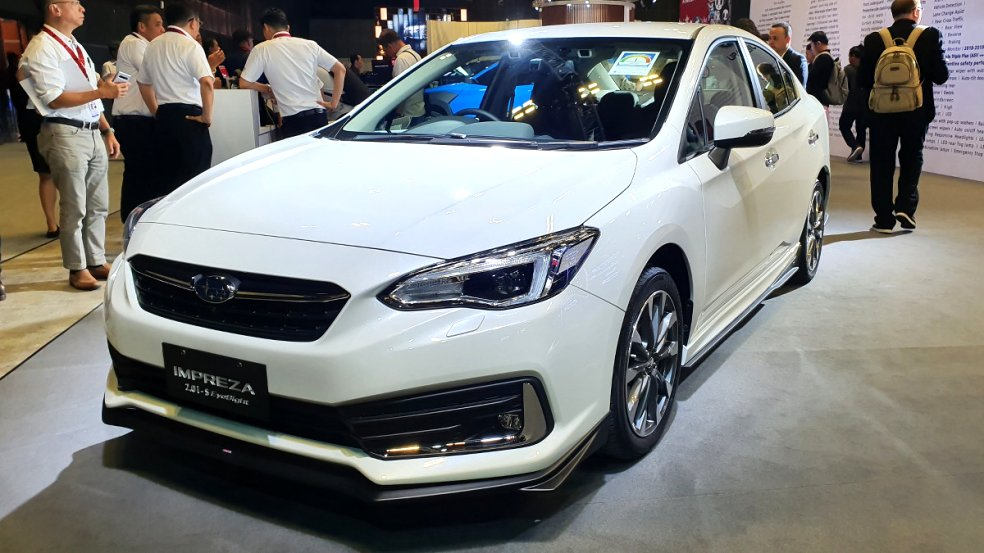 2020 subaru impreza specs Specs and Review
