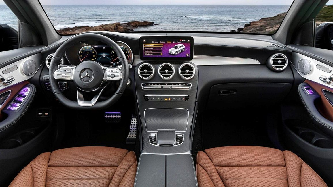 2020 mercedes inside Specs and Review