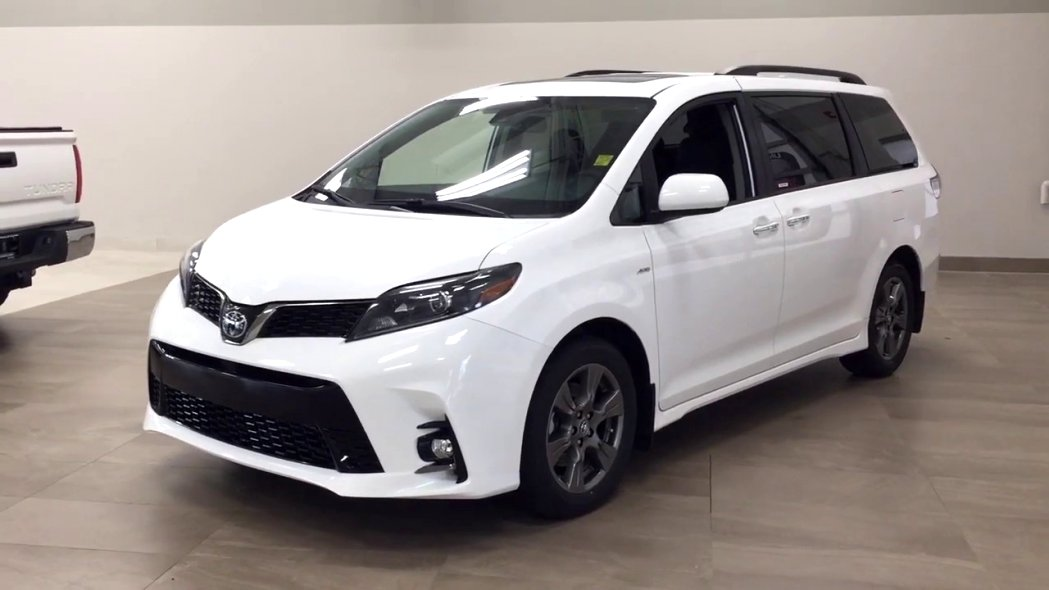 toyota sienna 2020 New Model and Performance