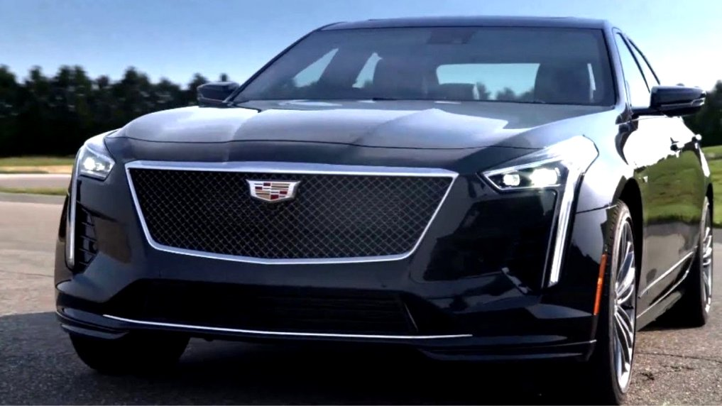 2020 cadillac ct6 youtube Concept