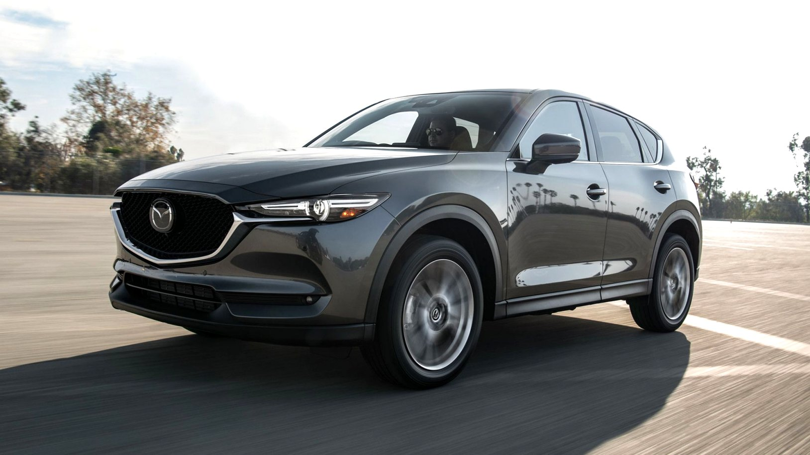 2020 mazda cx 5 zero to 60 Speed Test