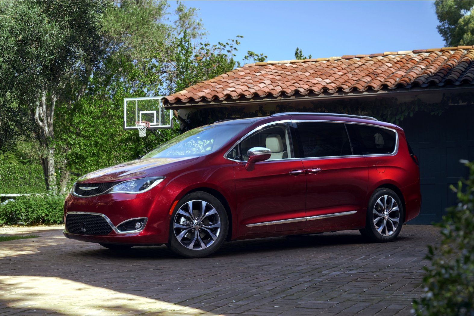 dodge pacifica 2020 Rumors