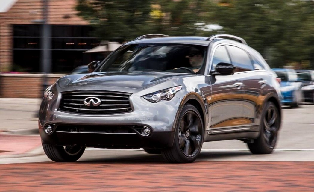 infiniti SUV 2020 Concept and Review