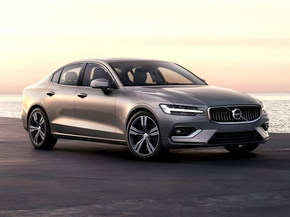 2020 used volvo s60 Redesign
