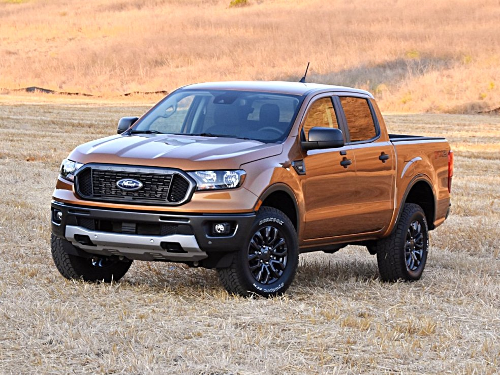 how much is a 2020 ford ranger Pricing