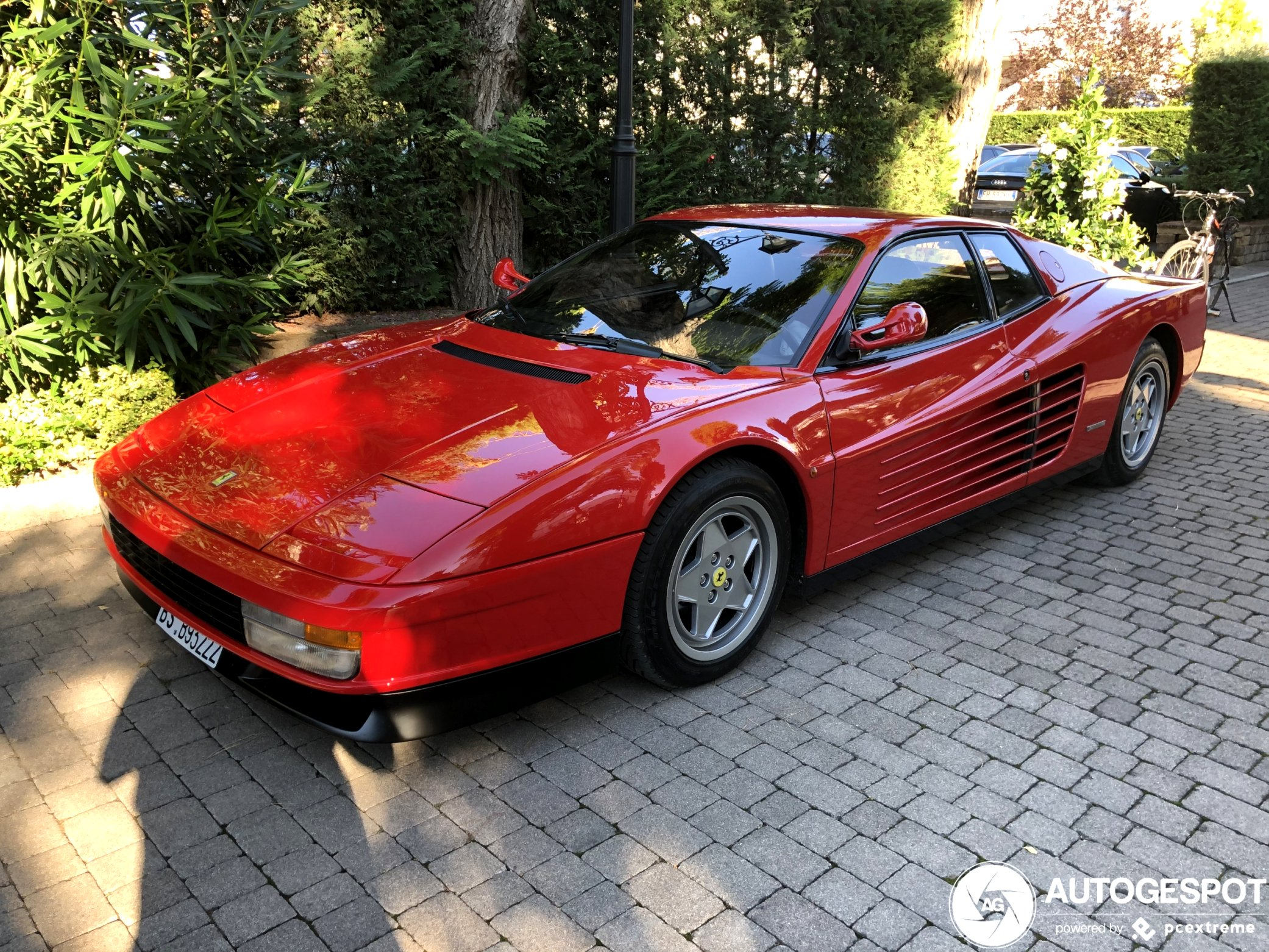2020 ferrari testarossa Research New