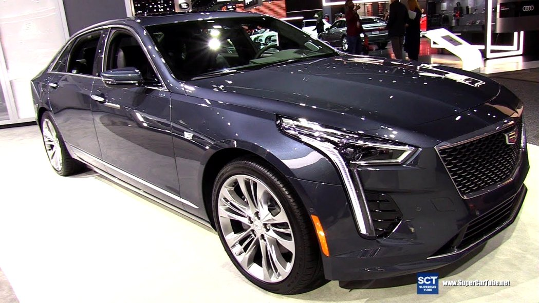 2020 cadillac ct6 youtube Overview