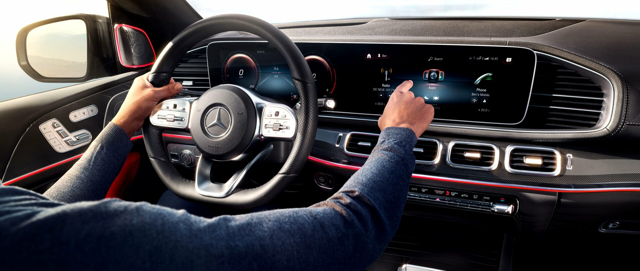 2020 mercedes inside Review and Release date