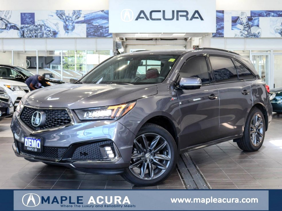2020 acura vin Research New