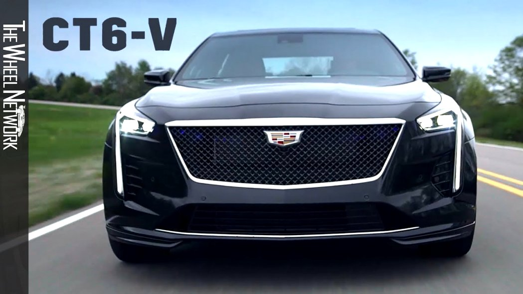 2020 cadillac ct6 youtube Research New