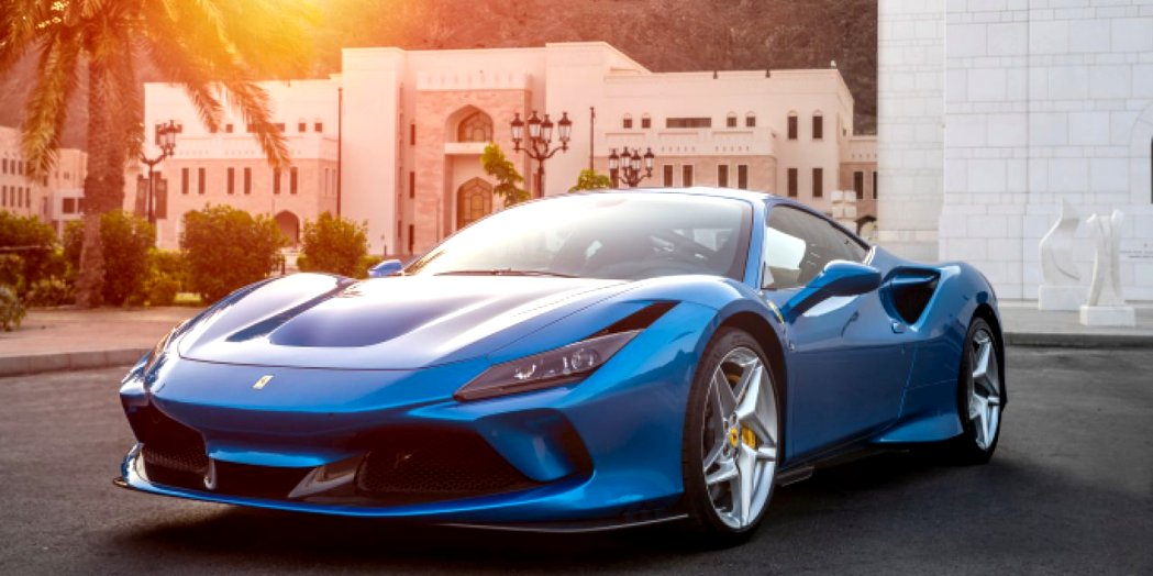 ferrari 488 replacement 2020 Redesign and Concept