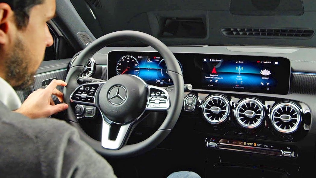 2020 mercedes a class interior Research New