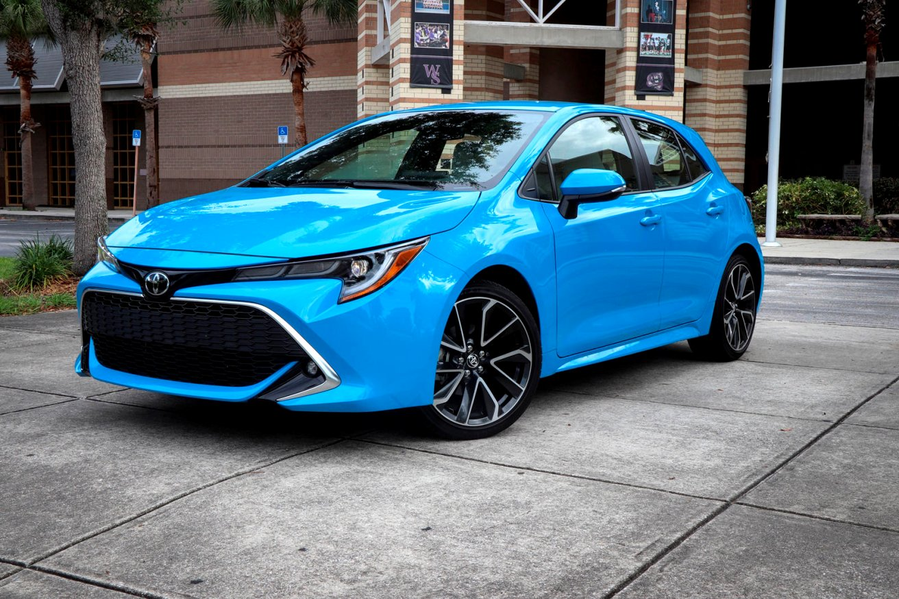 toyota corolla hatchback 2020 Research New