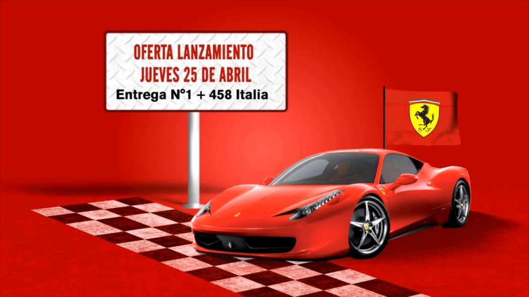 ferrari gt collection clarin 2020 Price and Release date