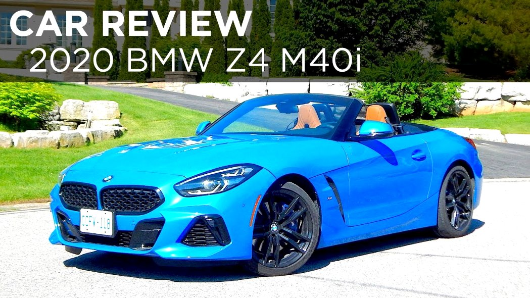 2020 BMW z4 review History