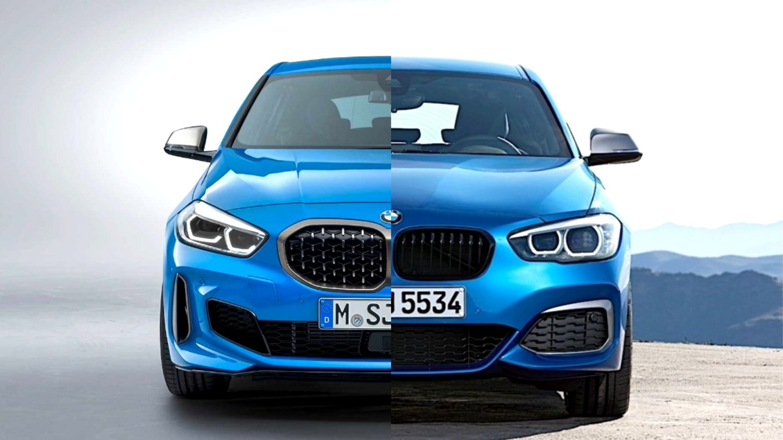 BMW new 1 series 2020 Research New