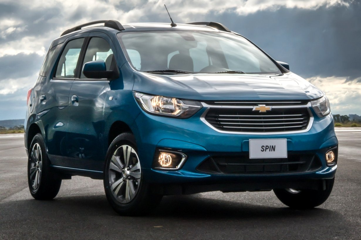 chevrolet spin 2020 New Concept