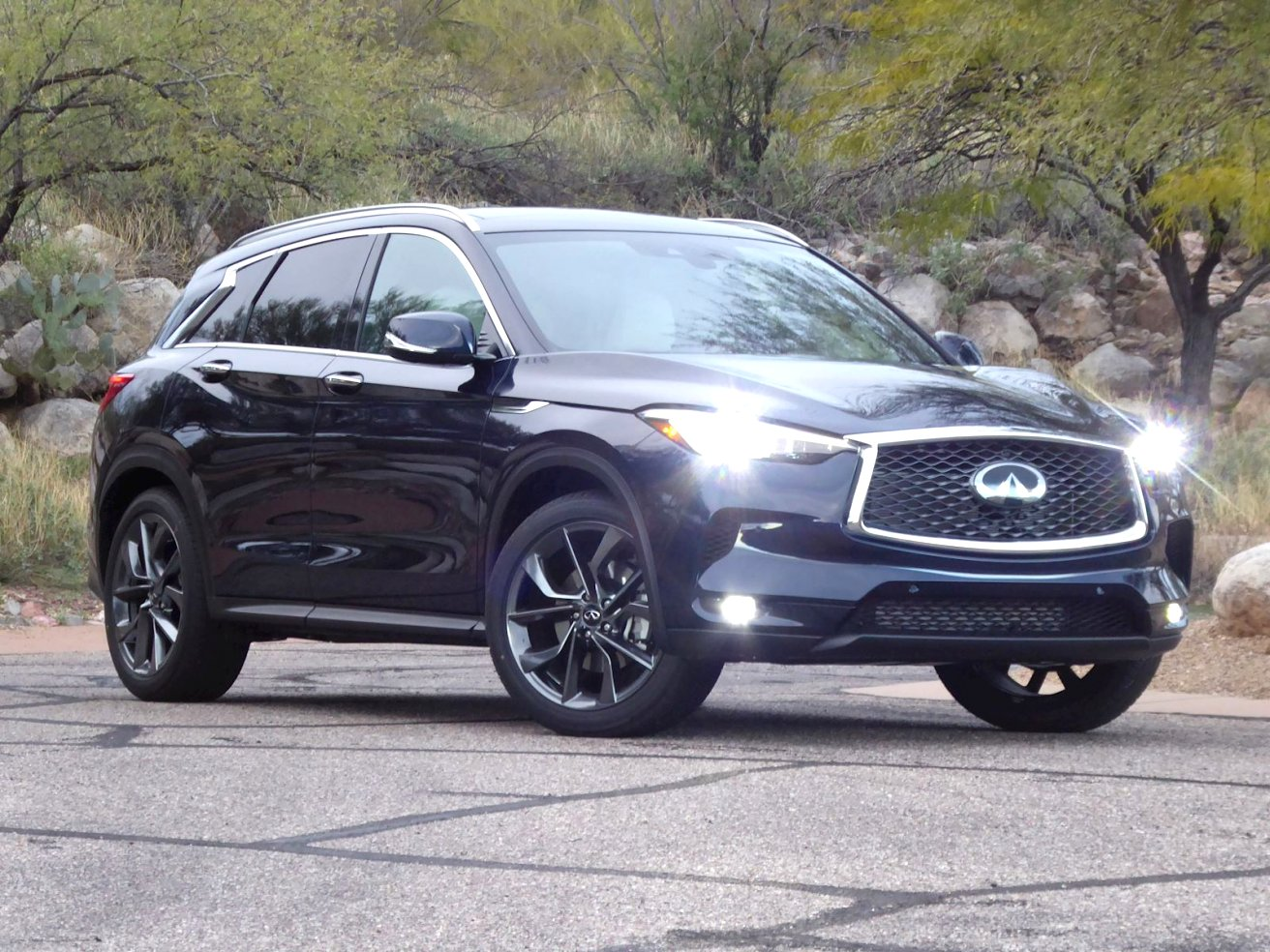 infiniti qx50 2020 Specs and Review