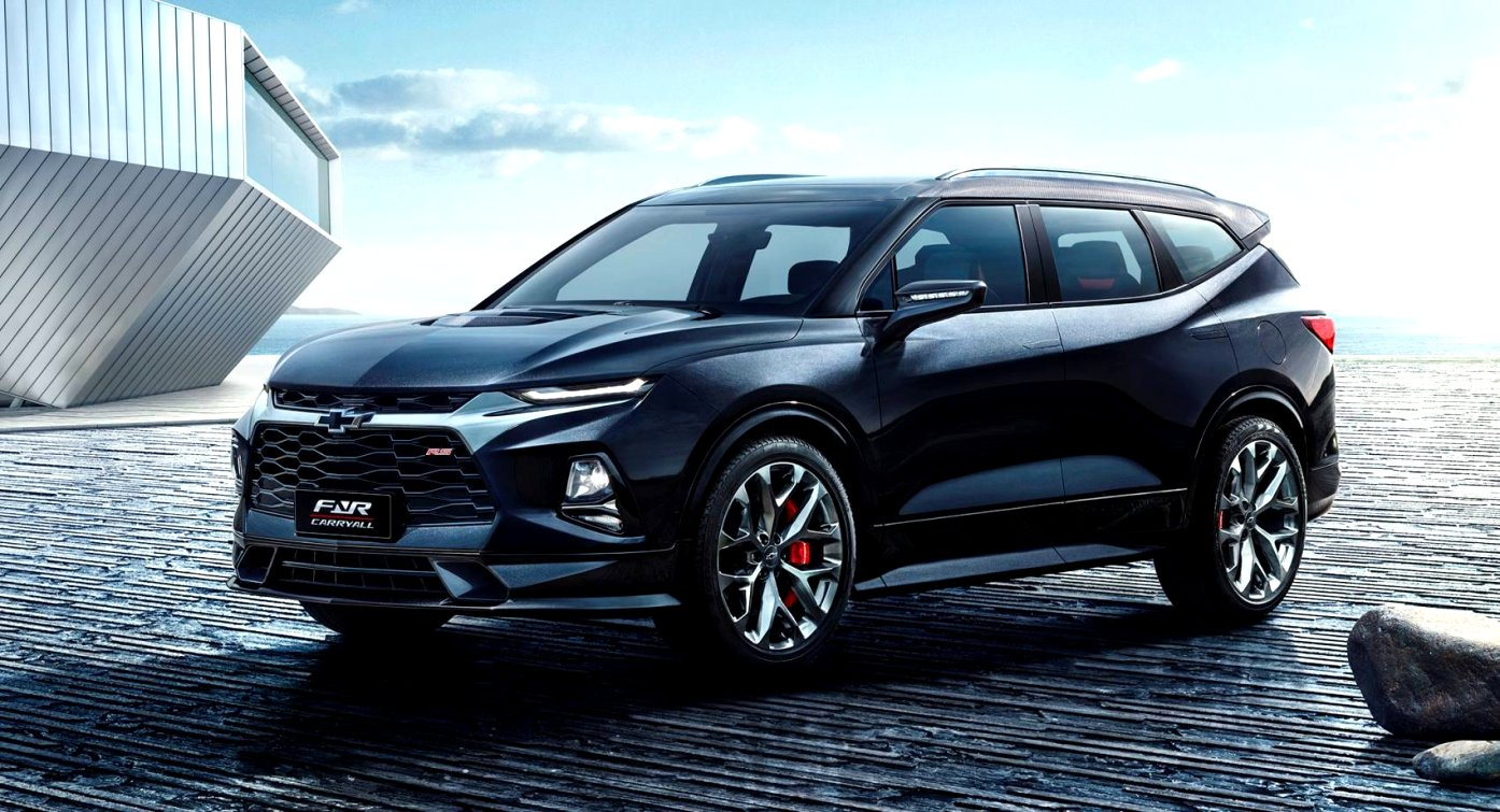 2020 chevrolet blazer xl Specs and Review