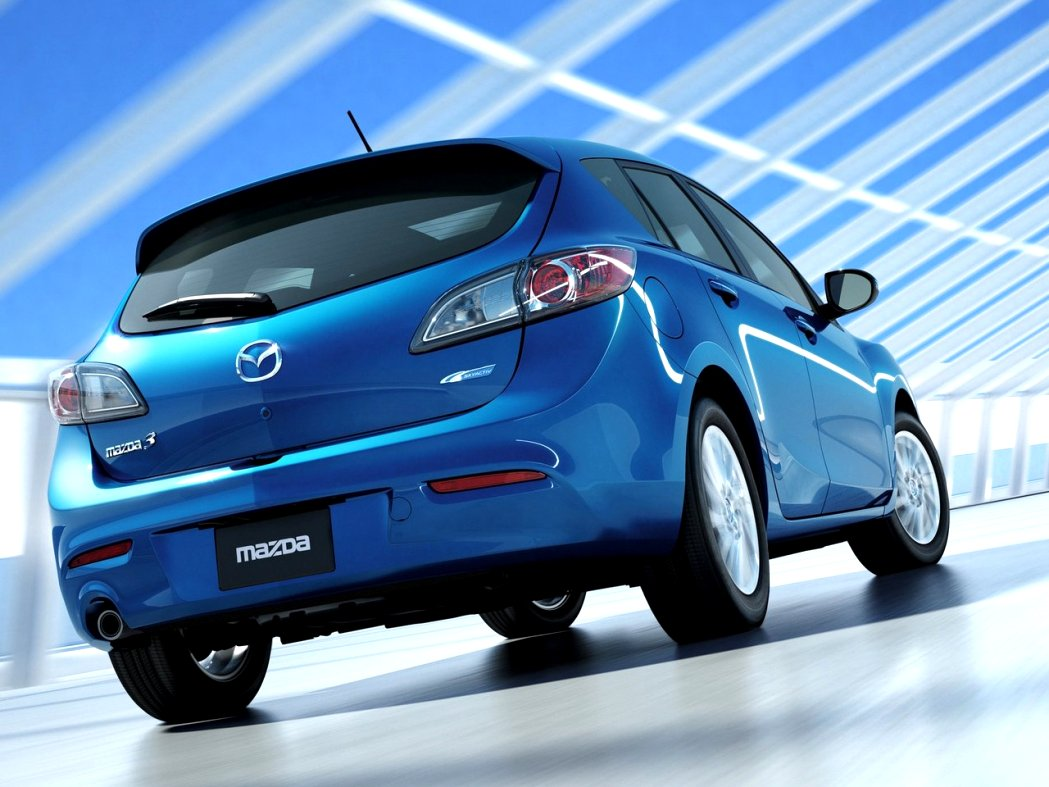 mazda 3 2020 price in qatar Exterior