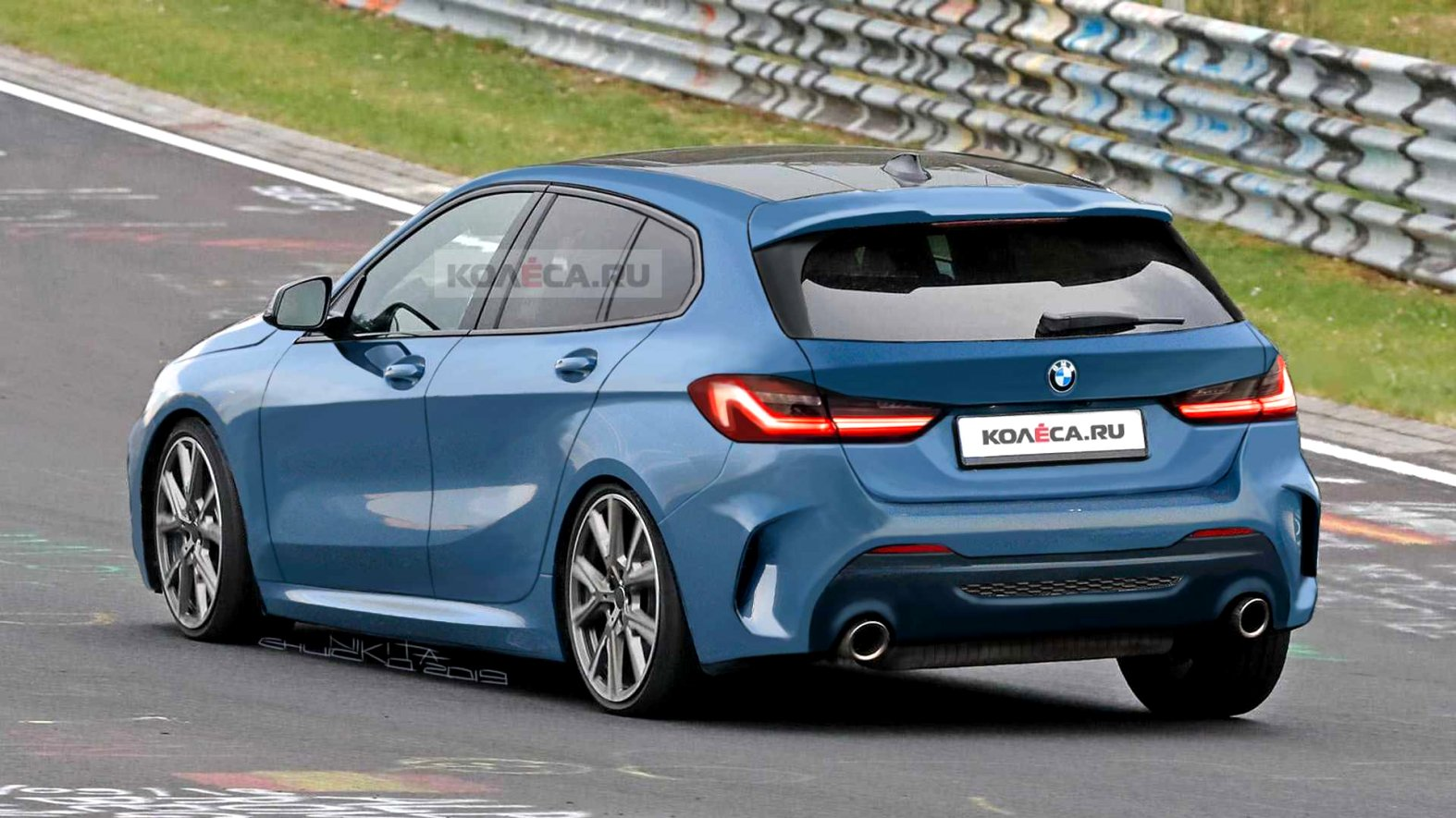 BMW new 1 series 2020 Price and Release date