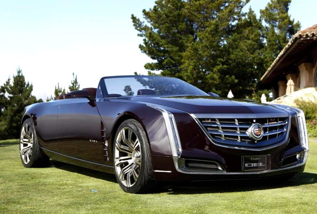 cadillac convertible 2020 Performance