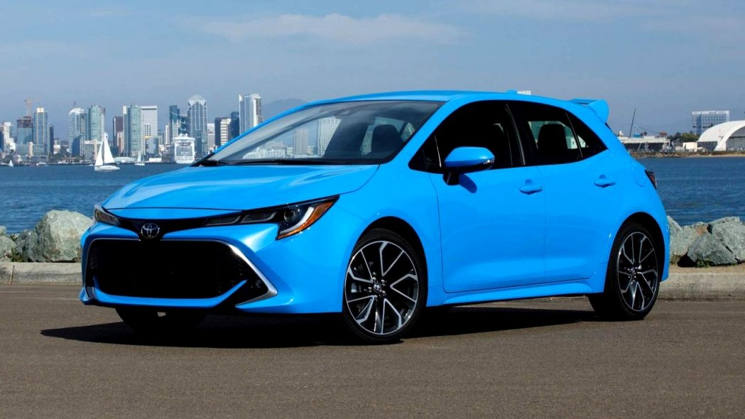 toyota corolla hatchback 2020 Pricing
