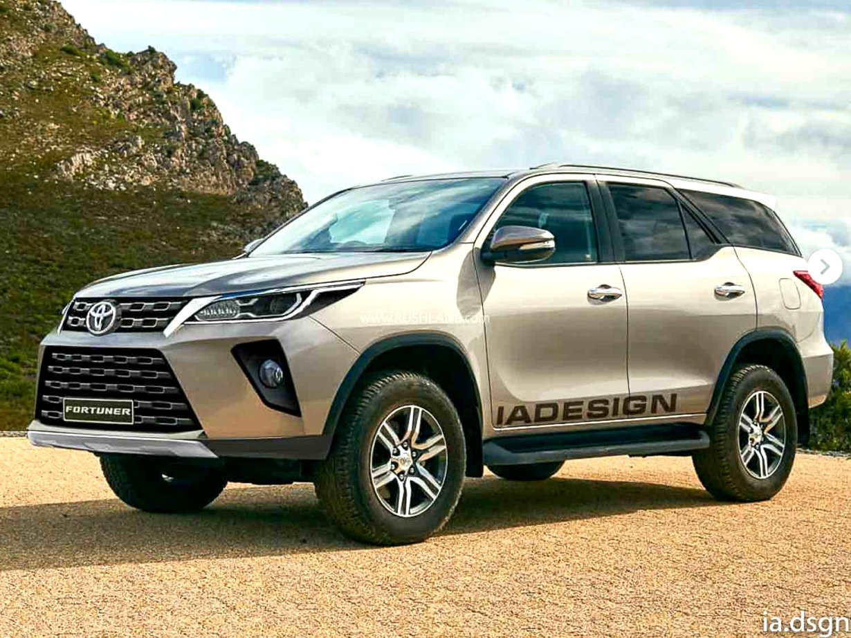 toyota new fortuner 2020 New Review