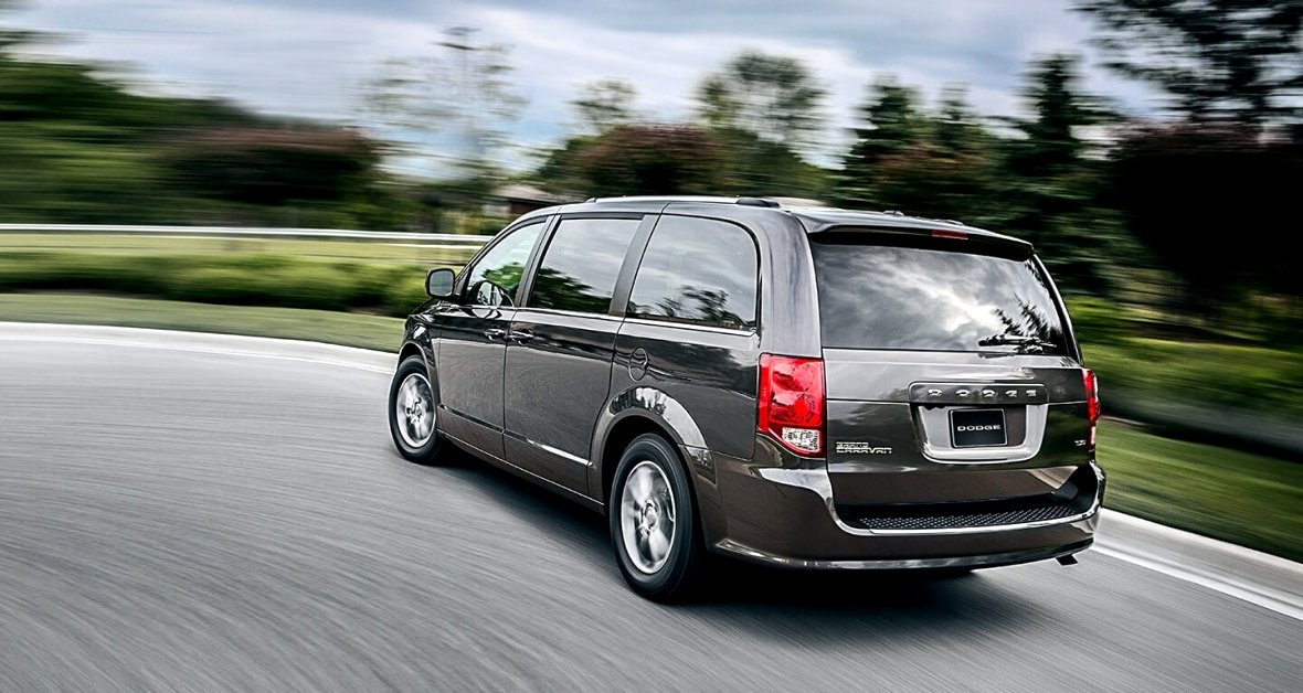 dodge caravan 2020 Ratings