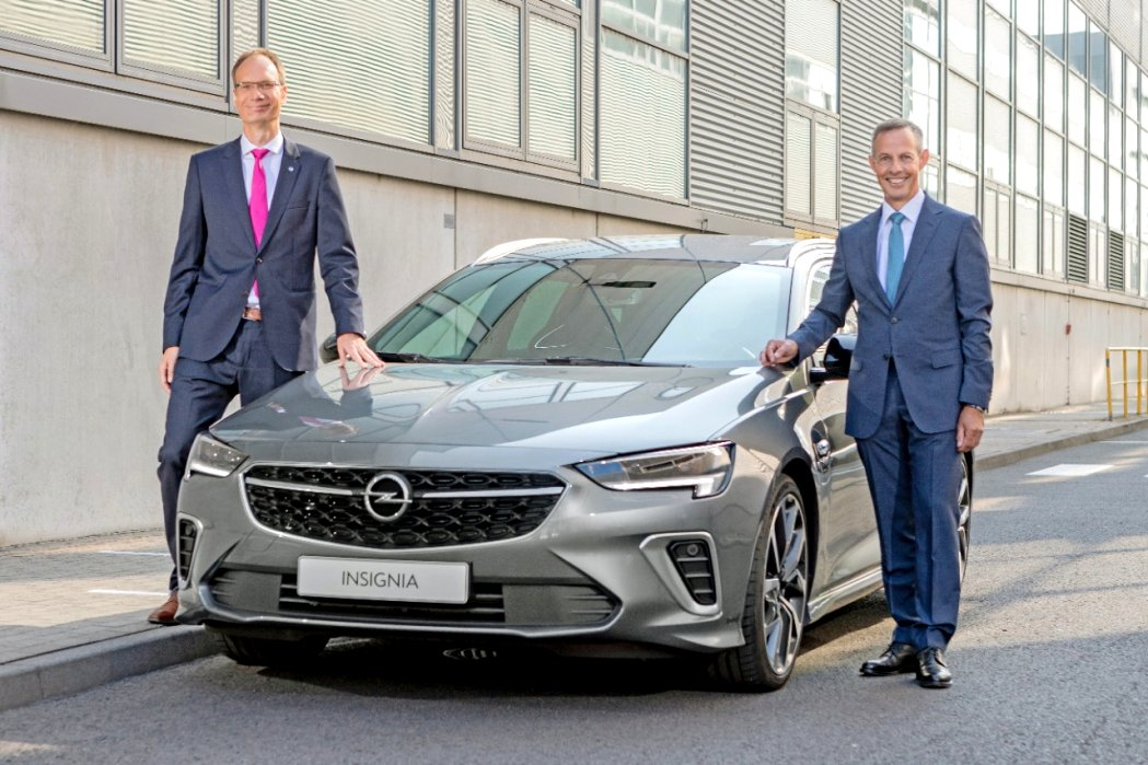 opel big event 2020 First Drive