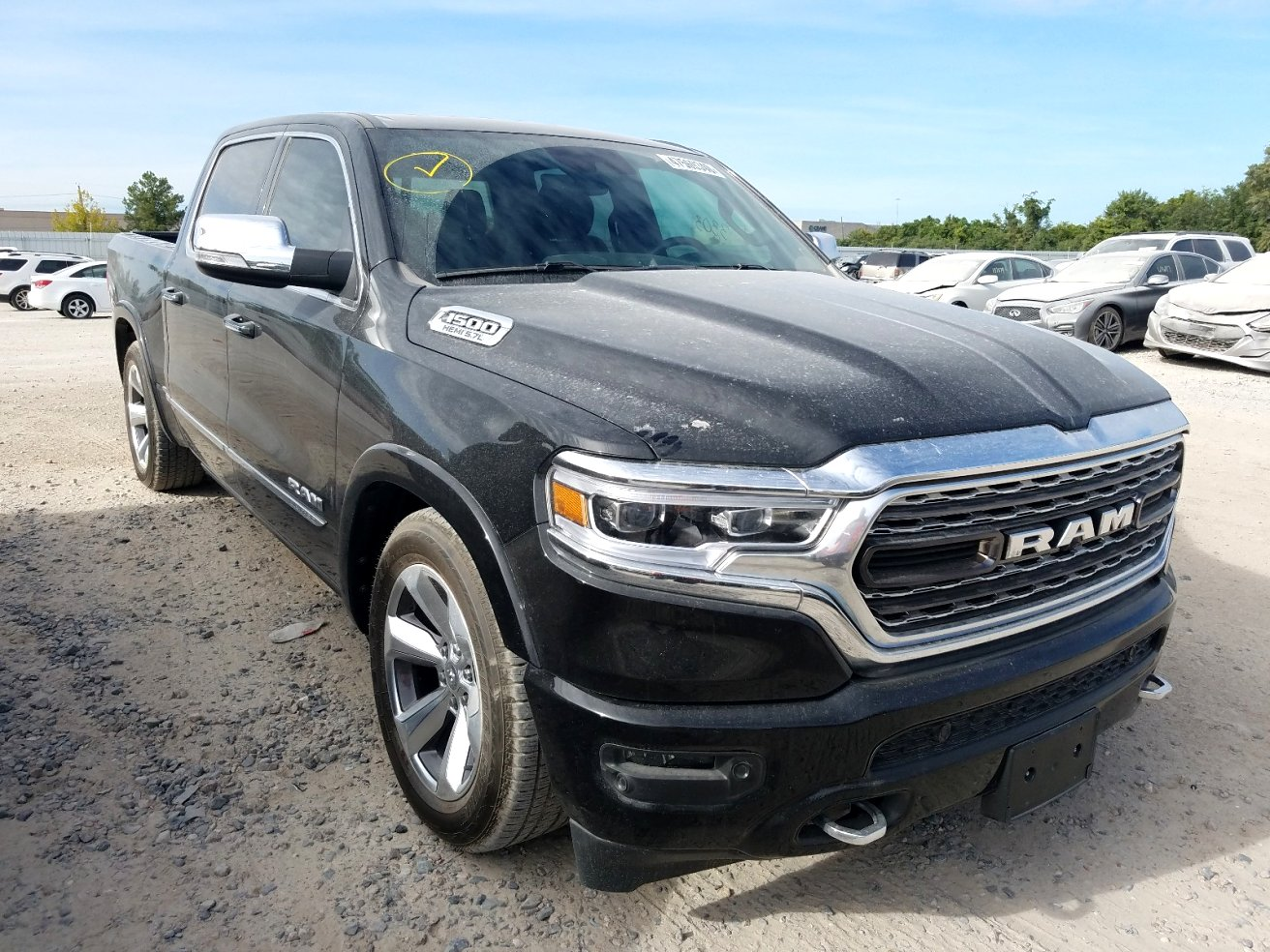 2020 dodge limited Style