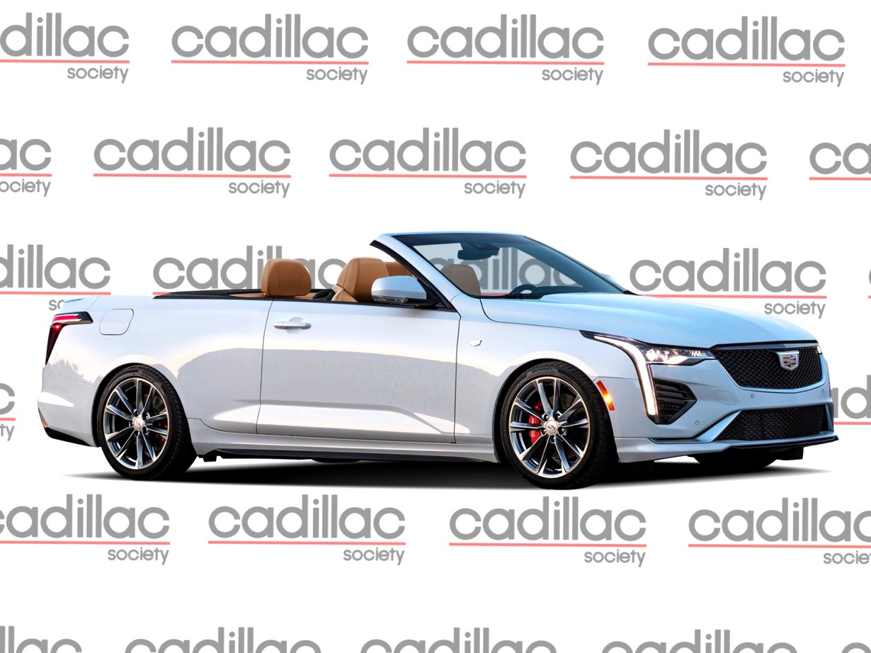 cadillac convertible 2020 First Drive