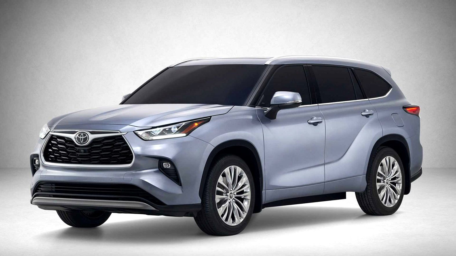 2020 toyota highlander review Concept