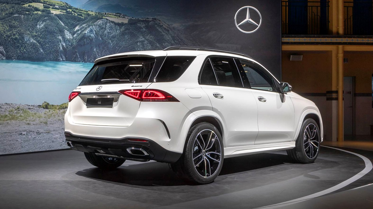 mercedes gle 2020 release date Pictures
