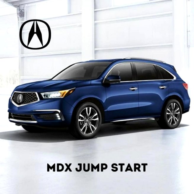 2020 acura rdx jump start Redesign and Review