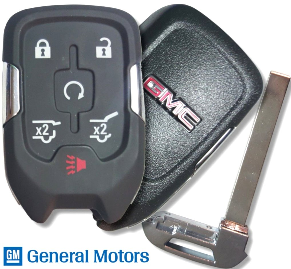 2020 GMC key fob battery replacement Price, Design and Review
