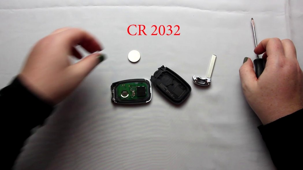 2020 GMC key fob battery replacement Concept and Review