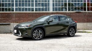 2020 lexus ux review New Model and Performance
