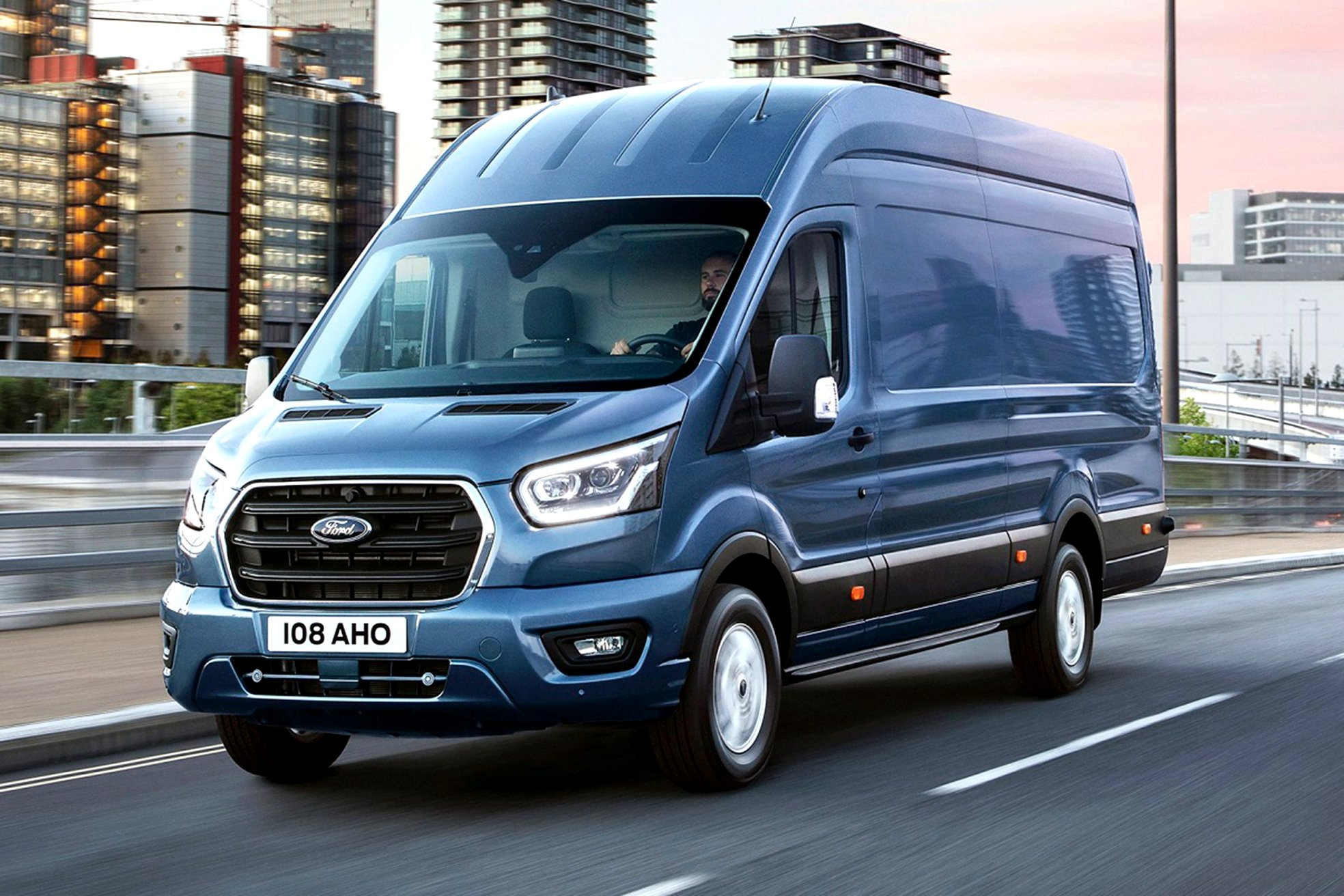 2020 ford van 4x4 Pictures