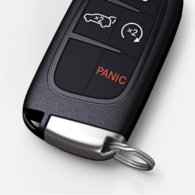 2020 GMC key fob battery replacement Engine