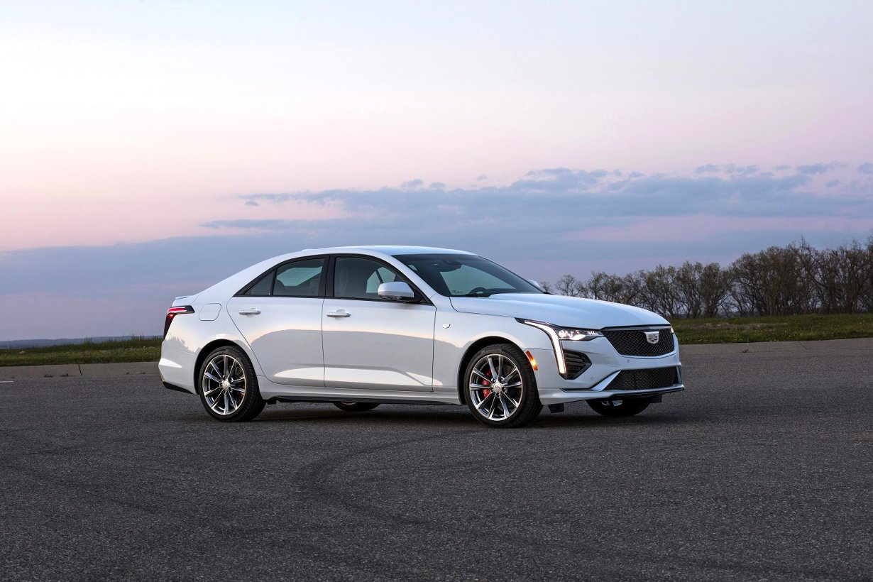 cadillac ct4 2020 First Drive