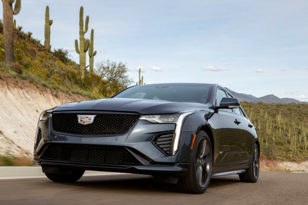 cadillac ct4 2020 Release Date