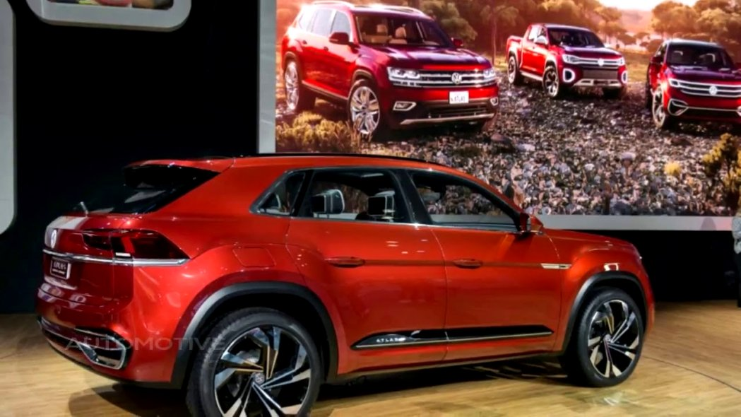 volkswagen 2020 new SUV Concept and Review