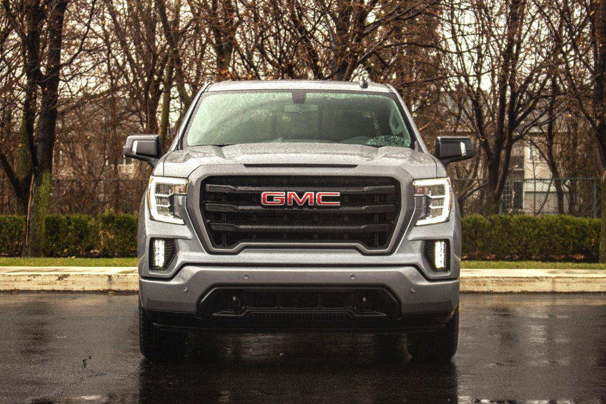 2020 GMC sierra gas mileage Redesign and Concept