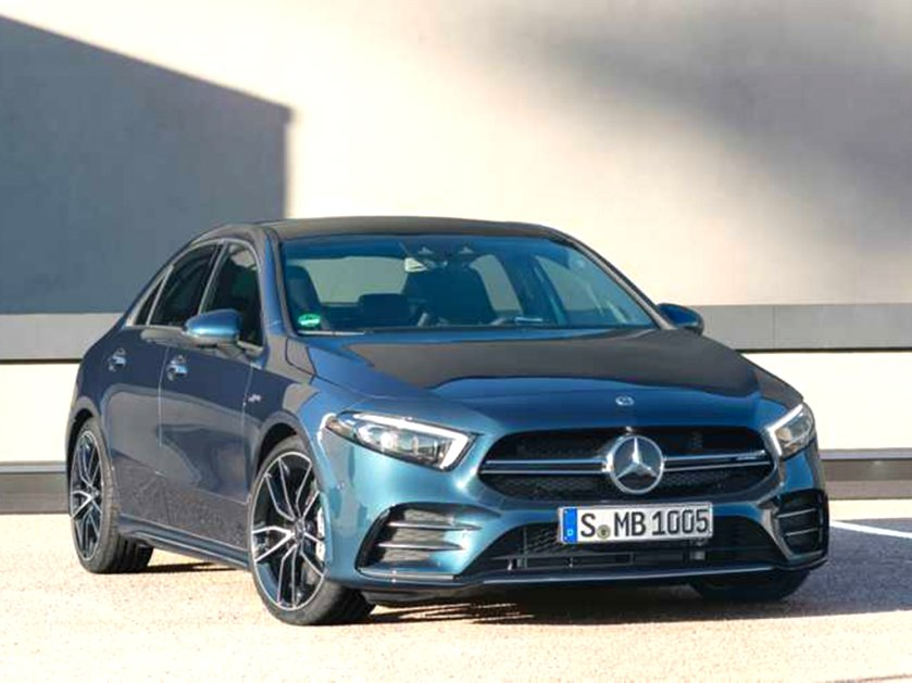 mercedes a sedan 2020 Price and Release date