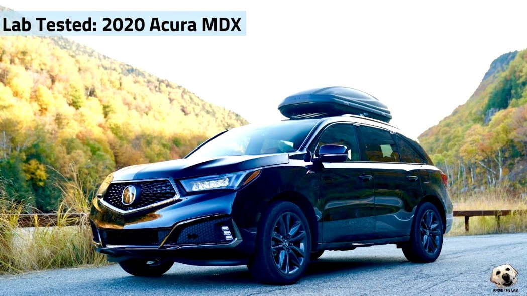 2020 acura mdx youtube Release Date